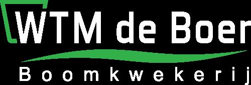 WTM de Boer - Potcultuur - Boomkwekerij